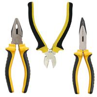 Шарнирно-губцевой инструмент, ножницы по металлу