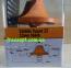 Кромочная фреза для мойки CMT 980.541.11 R12,7 (18 54x25,4x12x78) 3