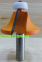 Кромочная фреза для мойки CMT 980.541.11 R12,7 (18 54x25,4x12x78) 5