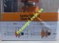 Комплект фрез для вагонки CMT 955.506.11 (44,4x19-25,4x12) 2(шт) 2