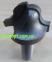 Концевая фреза для филенки и фасадов Globus 2054 R5 D22 H15 d8 L50 2