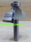 Концевая профильная фреза Globus 2111 R4 D50 H16 d8 L59 2