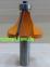 Концевая кромочная фреза CMT 938.990.11 R19,0 (50,8x25,4x12x73,5) 3