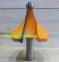 Концевая радиусная фреза CMT 938.996.11 R38,1 (88,9x44,4x12x92) 0