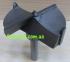 Чашечное сверло для глухих отверстий Globus 1011 D45 d8 L59 2