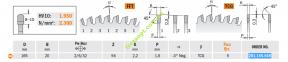 Диск CMT 281.166.56H (165x20x2,2x1,6) 56Z (Для ламинированного ДСП) 5