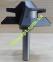 Фреза для углового сращивания Sekira 08-154-500 (50x22x8x61,5) 3