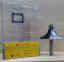 Кромочная радиусная фреза Easy Tool 1017 R18 D48,7 H23 d8 L67 2