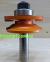Комплект фрез для обвязки и филёнки CMT 900.513.11 (хвостовик 12,0мм) 2
