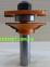 Комплект фрез для обвязки и филёнки CMT 900.513.11 (хвостовик 12,0мм) 3