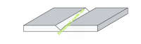 Коническая фреза Sekira 08-005-320 (90° Ø32*21*Ø8*52,5) // 1004 2