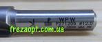 Пальчиковая фреза WPW P271205 (Ø12x42xØ8x73) Z2 // 1020 1