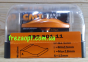 Фреза для филенки CMT 990.501.11 (82,5x15x12x63,7) 0