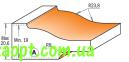 Фреза для двухсторонней филенки CMT 990.524.11 (min-19; max-20,6) 0