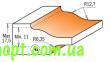 Фреза для двухсторонней филенки CMT 990.534.11 (min-11; max-17,5) 3