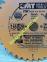 Пильный диск CMT 272.165.36H (165x20x1,7x1,1) 36Z 0