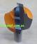 Концевая профильная фреза CMT 948.190.11 R4 (19x13x8x51) 3