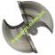 Концевая фреза для филенки и фасадов Sekira 08-125-400 (C16 D40 H7 d8 L45) 1