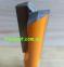 Прямая пазовая фреза CMT 912.621.11 (12,0x38,1x12x95) 3