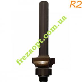 Фреза Sekira 16-019-020 R2,0 хвостовик 6,0