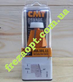 Концевая кромочная фреза CMT 966.501.11 15 (31,7x22,2x12x72)