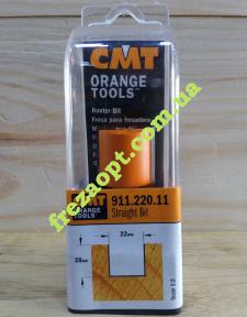 Пальчиковая фреза CMT 911.220.11 (22x20x8x57)