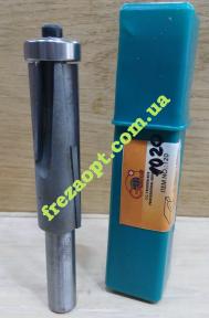 Прямая кромочная фреза Globus 1020 Z2x2 D19 H60 d12 L110