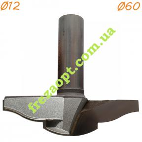 Фасонная фреза Sekira 12-125-600 (Ø60*11*Ø12) C24