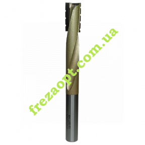Спиральная фреза для пазов Sekira 12-307-148 Z2+1 (Ø14*25*Ø12*130)