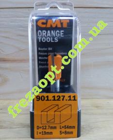 Пальчиковая фреза CMT 901.127.11 (12,7x19x8x54)