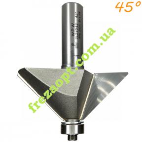 Фреза для снятия фаски WPW SL24542 45° (61.6*24.45*12)
