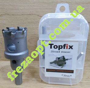 Коронка универсальная TOPFIX 30.0mm