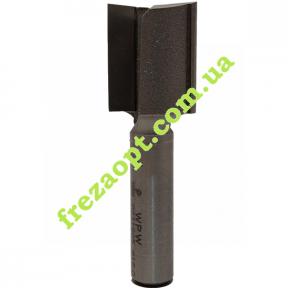 Прямая пазовая фреза WPW P231605 (16x19x8x51) Z2 // 1002