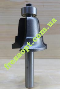 Концевая профильная фреза Globus 2201 D30 H25 d8 L69,5