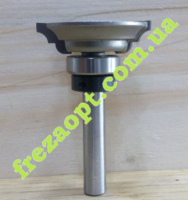 Концевая профильная фреза Globus 2301 R4 D40 H12 d8 L59