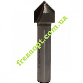 Конусная фреза Sekira 08-005-120 90° D12 H12 d8 L47 // 1004