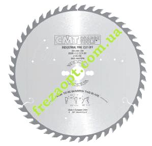 Пила для торцового распила CMT 294.060.11M (260x30x2,5x1,8) 60Z -5Neg
