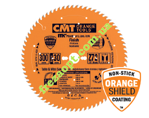 Пила для торцового распила CMT 272.300.72M (300x30x2,6x1,8) 72Z