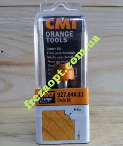 Концевая фреза для филенки и кромок CMT 927.040.11 R4 (19x12x8x44)