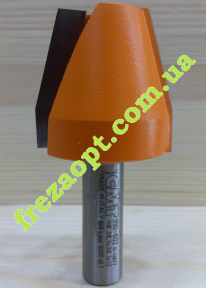 Концевая фреза для филенки CMT 990.602.11 (38,0x38,0x12x76)