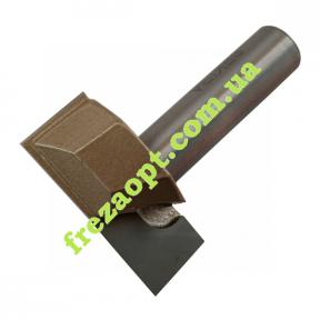 Фреза для выравнивания Sekira 12-007-400 (40x16x12) // 1007