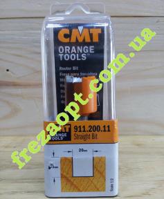 Пальчиковая фреза CMT 911.200.11 (20x20x8x50)