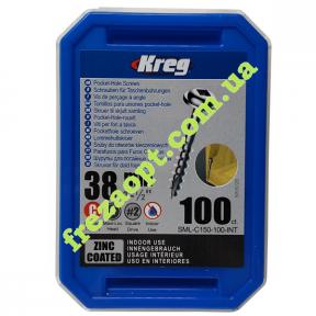 Саморезы KREG® SML-C150-100 (38,0мм) 100шт