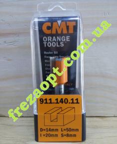 Пальчиковая фреза CMT 911.140.11 (14x20x8x50)
