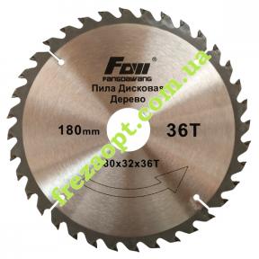 Диск по древесине FOW 180x32x36Z