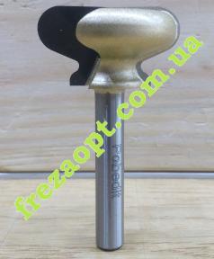 Фреза под ручки Pobedit 2518 D38.1 H20.7 d8 L61 (аналог Sekira 08-130-381)