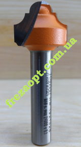 Концевая профильная фреза CMT 948.190.11 R4 (19x13x8x51)