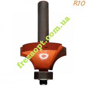 Кромочная фреза Sekira 18-019-100 RED R10
