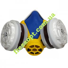 Защитная полумаска Респиратор , модель ТОПОЛЬ