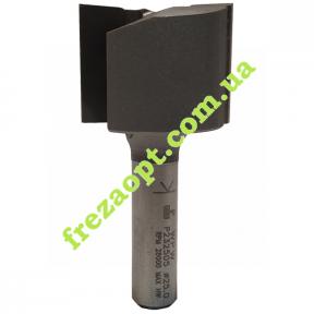 Пальчиковая фреза по дереву WPW P232505 (Ø25x19xØ8x51) Z2 // 1002